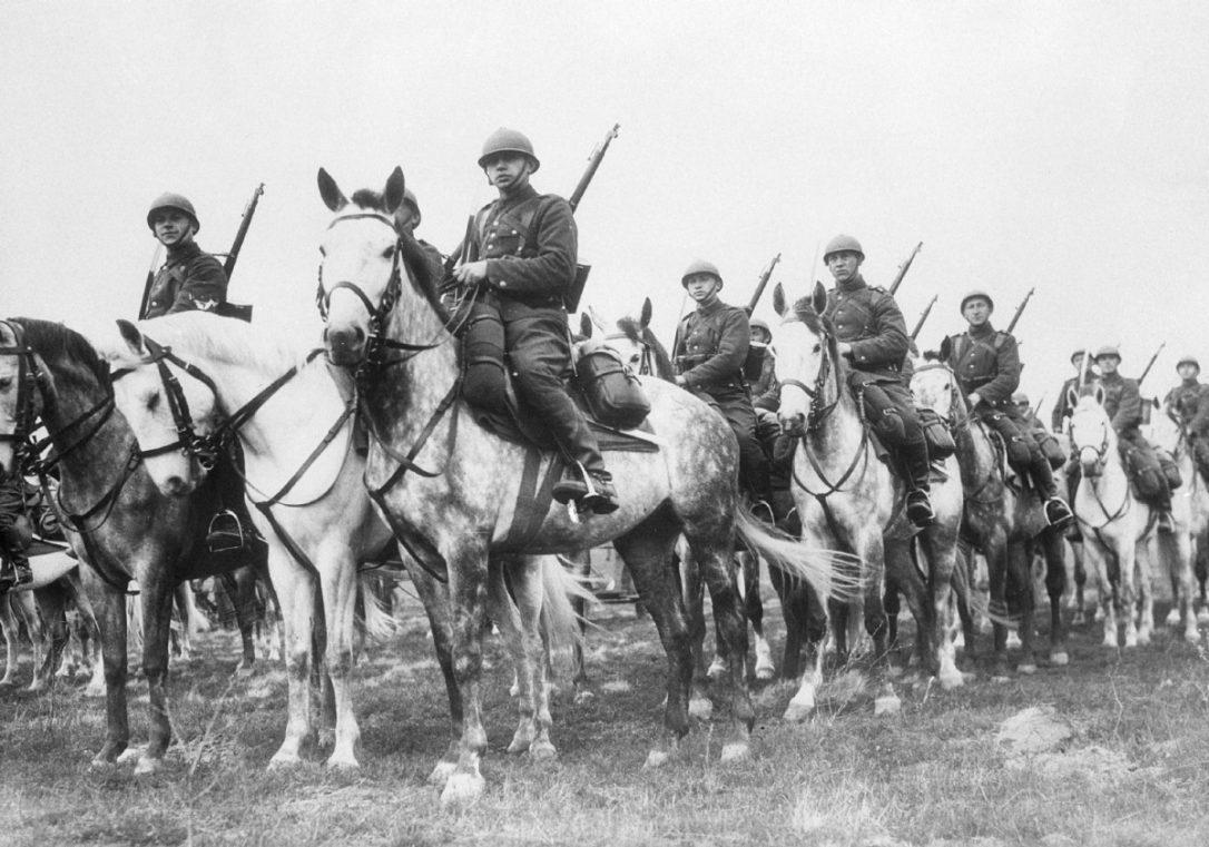 cavalleria polacca, seconda guerra mondiale, storia militare, polonia, panzer, germania, nazismo, storia contemporanea