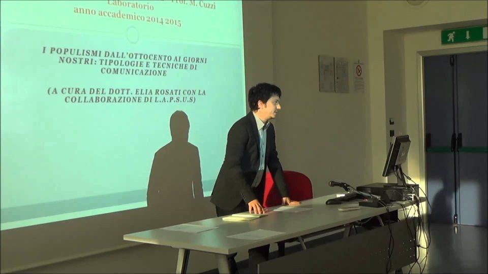 elia rosati, casapound italia, mimesis, attualità, storia d'italia, storia contemporanea, fascismo