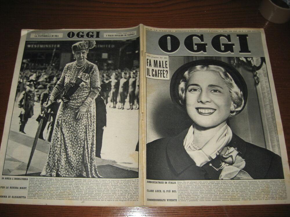 Clare Boothe Luce, maccartismo, Indro Montanelli, anticomunismo, violenza politica, democrazia