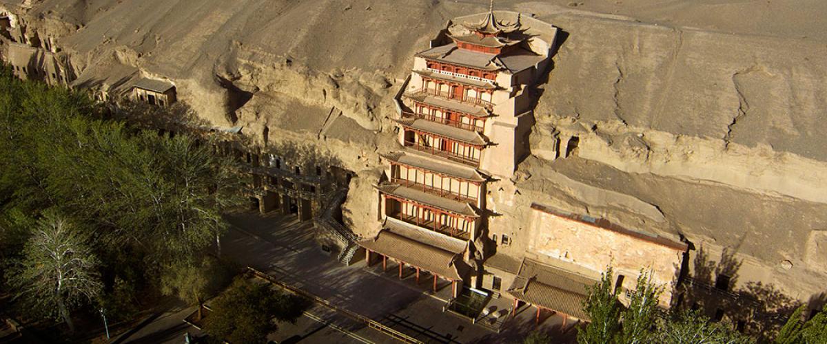 storia dell'Asia, storia orientale, archeologia, storia della religione, buddismo, grotte di mogao, mogao