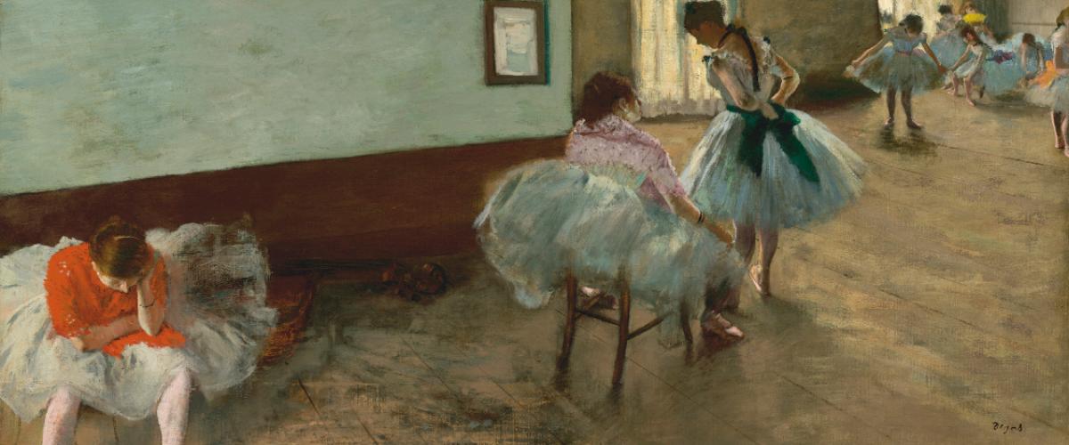 degas, musee d'orsay, opera, parigi, degas à l'opera, storia dell'arte, storia contemporanea, ottocento, belle epoque, arte, francia, storia di genere