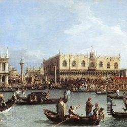 canaletto venezia castradina
