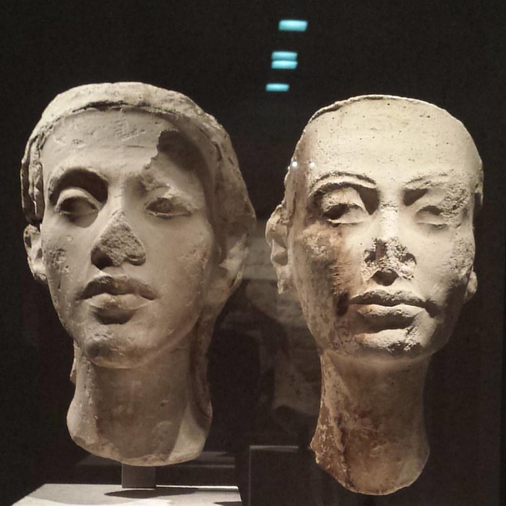Ritratti di Akhenaton